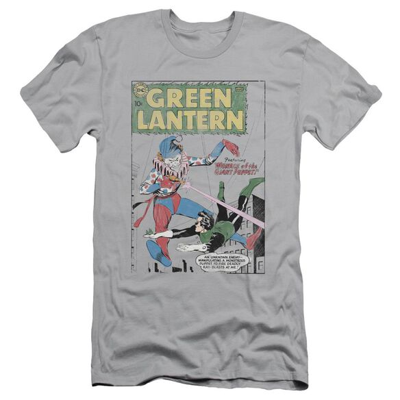 Green Lantern Puppet Menace Short Sleeve Adult T-Shirt
