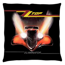 Zz Top Eliminator Cover Throw