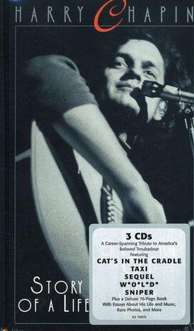 Harry Chapin - Story of a Life: The Harry Chapin Box