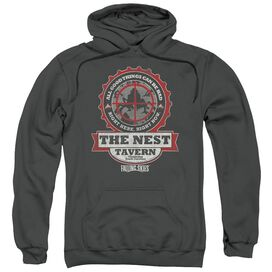 Falling Skies The Next Adult Pull Over Hoodie