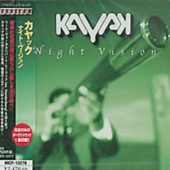Night Vision (Bonus Track) (Jpn)