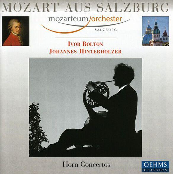 Johannes Hinterholzer - Horn Concerti & Rondos