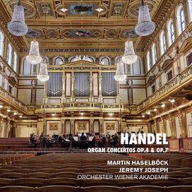Handel/ Haselbock/ Joseph - Organ Concertos 4 & 7