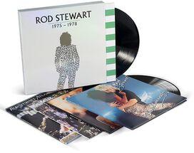 Rod Stewart - Rod Stewart: 1975-1978 (5LP) 180gram Vinyl)