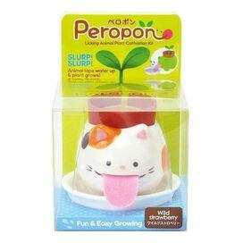 Peropon Cat Wild Strawberry