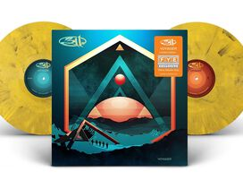 311 - Voyager [Exclusive Yellow Marble Vinyl]