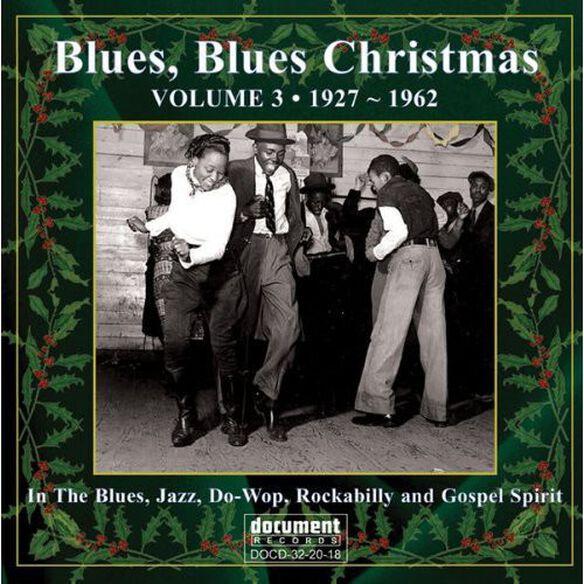 Various Artists - Blues Blues Christmas 3 / Various
