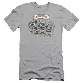 THREE STOOGES MONKEY SEE-S/S T-Shirt