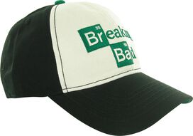 Breaking Bad Logo Hat