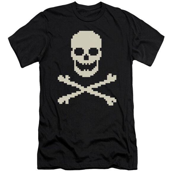 8 Bit Roger Short Sleeve Adult T-Shirt