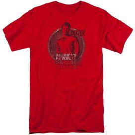 Dexter Americas Favorite Short Sleeve Adult Tall T-Shirt
