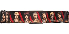 Attack on Titan Trainee Wrap Seatbelt Belt