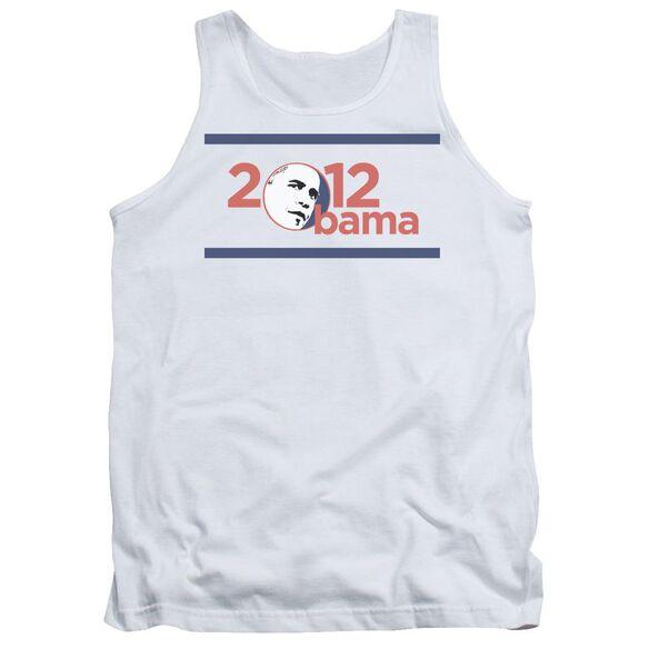 Obama 2012 Adult Tank
