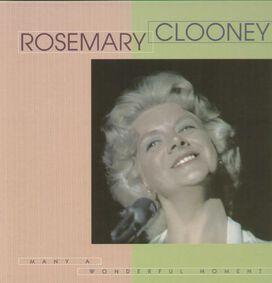Rosemary Clooney - Many a Wonderful Moment