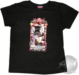 Charlie and the Chocolate Factory Baby Tee