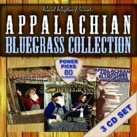 Various Artists - Appalachian Bluegrass Collection: 80 Classics Power Picks