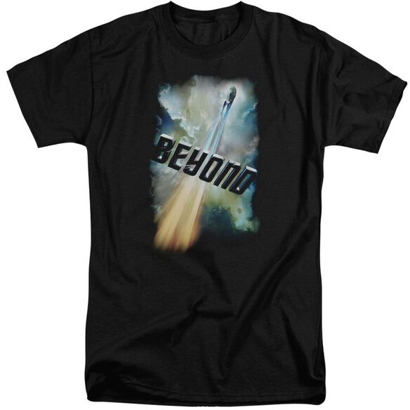 Star Trek Beyond Beyond Poster Short Sleeve Adult Tall T-Shirt