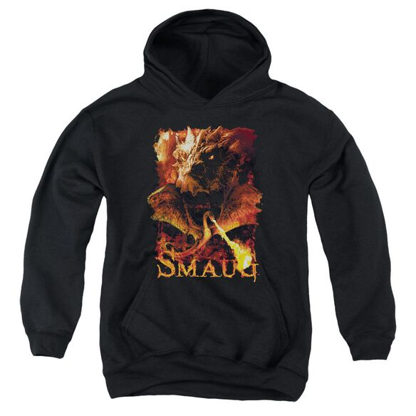 Hobbit Smolder Youth Pull Over Hoodie