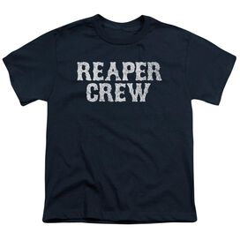 Sons Of Anarchy Reaper Crew Short Sleeve Youth T-Shirt