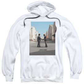 Pink Floyd Wish You Were Here Adult Pull Over Hoodie