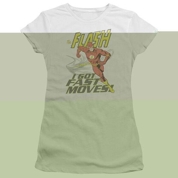Dc Flash Fast Moves-premium Bella Junior