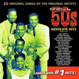 Various Artists - Top Hits of the 50s: Absolute Hits