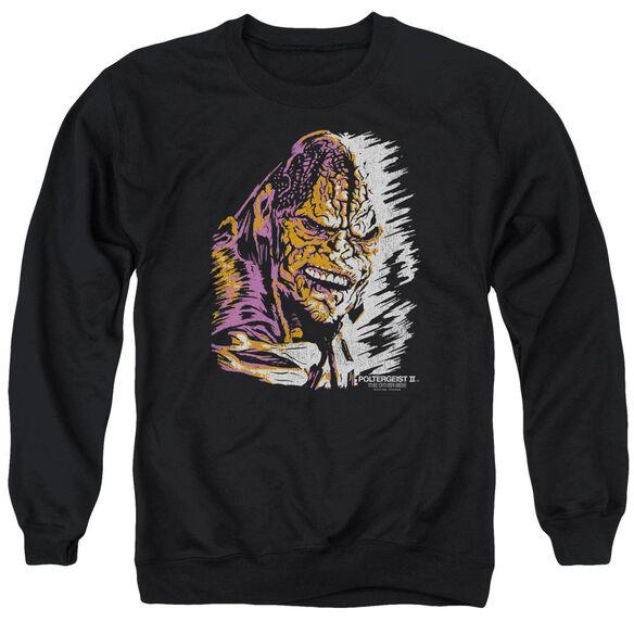 Poltergeist Ii Kane Worm Adult Crewneck Sweatshirt