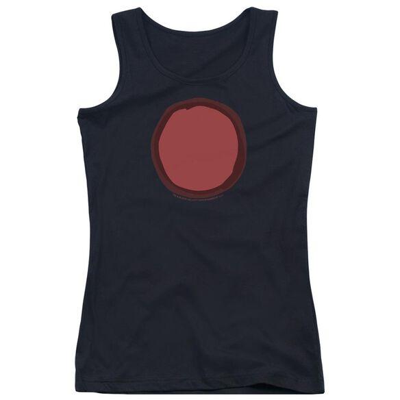 Bloodshot Logo Juniors Tank Top