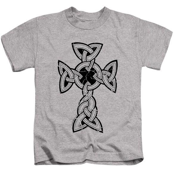 KNOTTED CELTIC CROSS- JUVENILE T-Shirt