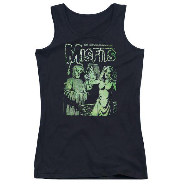Misfits The Return Juniors Tank Top