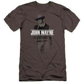 John Wayne Fade Off Premuim Canvas Adult Slim Fit