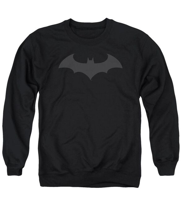 Batman Hush Logo Adult Crewneck Sweatshirt