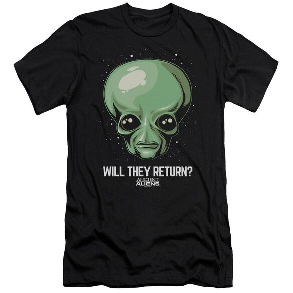 Ancient Aliens Will They Return Hbo Short Sleeve Adult T-Shirt