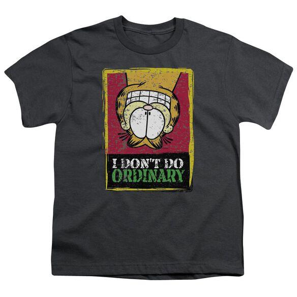 GARFIELD I DONT DO ORDINARY - S/S YOUTH 18/1 T-Shirt