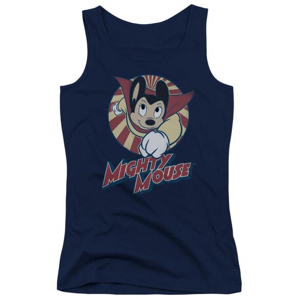 Mighty Mouse The One The Only Juniors Tank Top