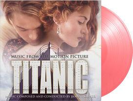 James Horner / Celine Dion - Titanic (Original Soundtrac)