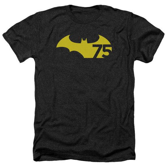 Batman 75 Logo Adult Heather