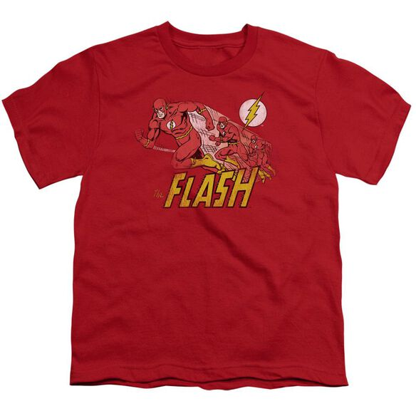 Dc Crimson Comet Short Sleeve Youth T-Shirt