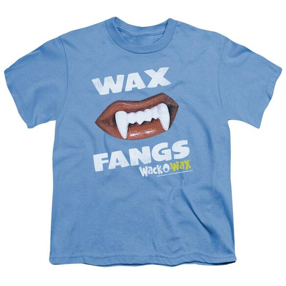 Dubble Bubble Wax Fangs Short Sleeve Youth Carolina T-Shirt