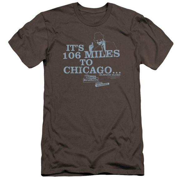 Blues Brothers Chicago Premuim Canvas Adult Slim Fit