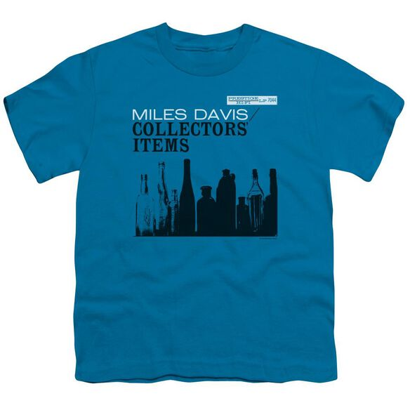 Miles Davis Collectors Items Short Sleeve Youth T-Shirt