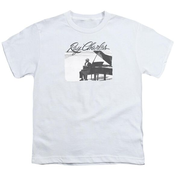 Ray Charles Sunny Ray Short Sleeve Youth T-Shirt