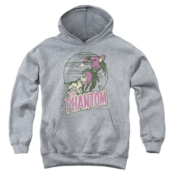 Phantom Phantom And Dog Youth Pull Over Hoodie Athletic