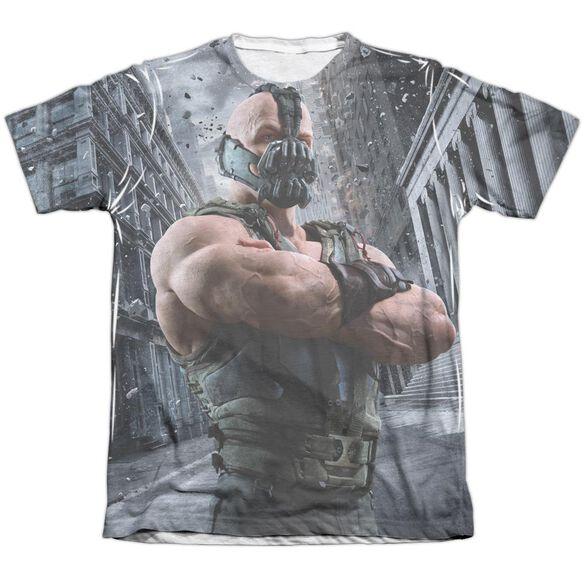 Dark Knight Rises Occupy Gotham Adult Poly Cotton Short Sleeve Tee T-Shirt