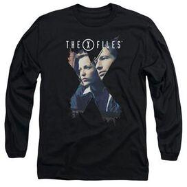 X Files X Agents Long Sleeve T-Shirt