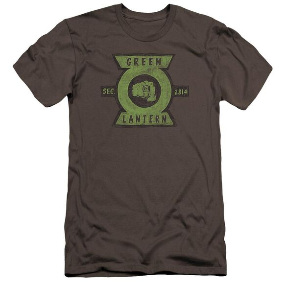 Green Lantern Section-premuim Canvas