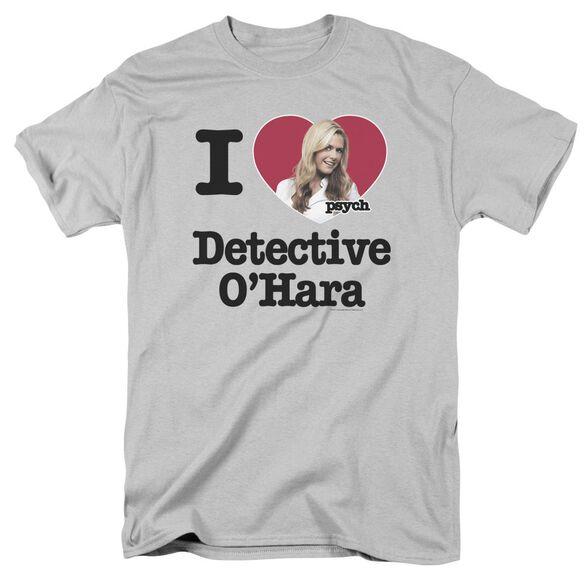 Psych I Heart Ohara Short Sleeve Adult T-Shirt