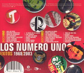El Tri - Numero Uno 1968-2003