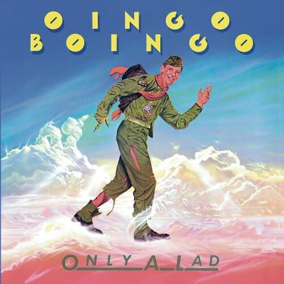 Oingo Boingo - Only A Lad (2021 Remastered & Expanded Edition)
