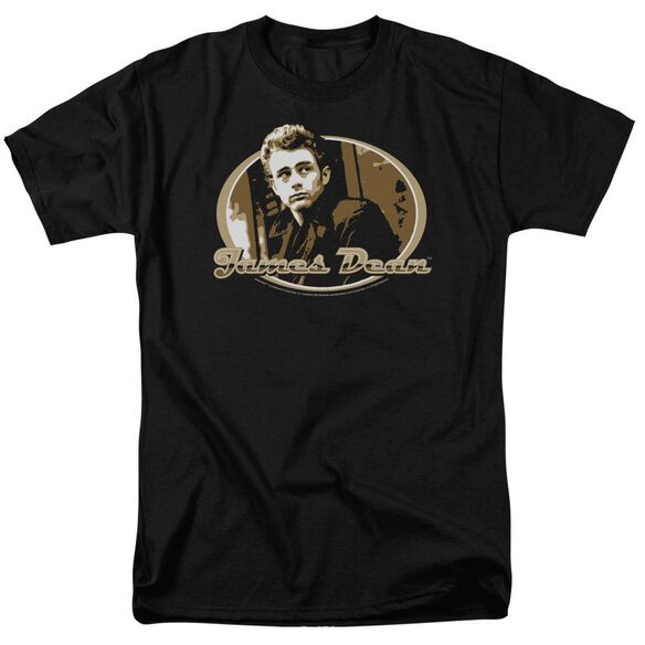 Dean Looking Back Short Sleeve Adult T-Shirt